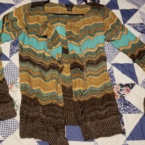 Ladies Rue21 Cardigan Size Small